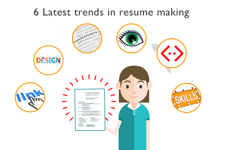 6 Latest Trends in Resume Making