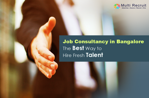 job consultancy in Bangalore for freshers