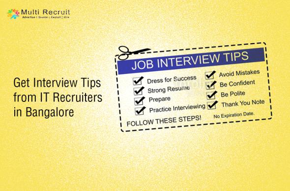 IT Recruiters in Bangalore