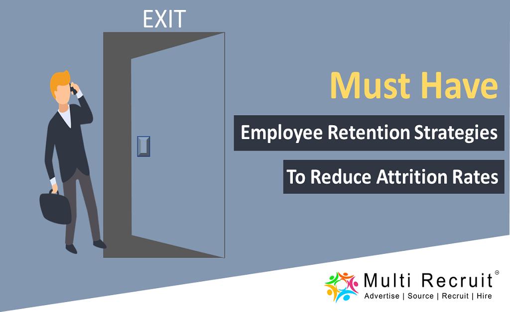 Employer Retention Strategies to Reduce Attrition Rates